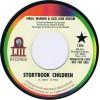 VIRGIL WARNER & SUZI JANE HOKOM Love Storybook Children / Lady Bird (LHI 1204) USA 1968 promo 45 (Lee Hazlewood)
