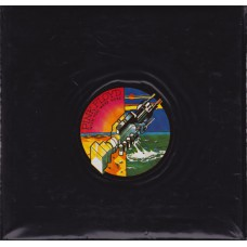 PINK FLOYD Wish You Were Here (EMI 724352907120) Europe 2000 Cardboard Sleeve CD in black plastic bag
