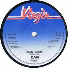 CAN Silent Night / Cascade Waltz (Virgin VS 166) US 1976 45