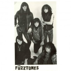 FUZZTONES Live Koekelare, Belgium March 20 1987 (privately filmed) full concert DVD