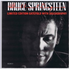 BRUCE SPRINGSTEEN Brilliant Disguise / Lucky Man (CBS 651141) UK 1987 PS 45