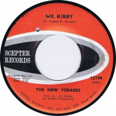NEW YORKERS Seeds Of Spring / Mr. Kirby (Scepter SCE 12199) USA 1967 45