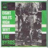 BYRDS Eight Miles High / Why (CBS 2067) Holland 1966 PS 45