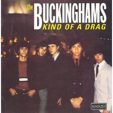 BUCKINGHAMS - Kind Of A Drag (Sundazed SC 6126) USA 1967 CD (+2 bonustracks)