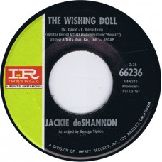 JACKIE DESHANNON The Wishing Doll / Where Does The Sun Go (Imperial 66236) USA 1967 45