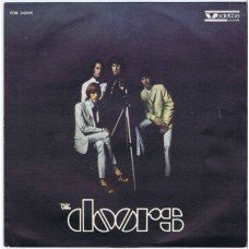 DOORS Tell All The People / Easy Ride (Vedette VRN 34095) Italy1970 PS 45