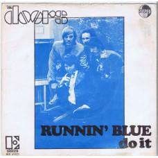 DOORS Runnin' Blue / Do It (Elektra 45675) made in Holland 1969 PS 45