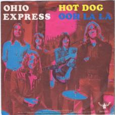 OHIO EXPRESS Hot Dog / Ooh La La (Buddah 2011 032) Germany 1970 PS 45