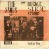 SNOBS Buckle Shoe Stomp / Stand and Deliver (Decca F 11867) Denmark 1964 PS 45