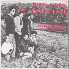 CATS (England) William Tell / Love Walk Right In (Green Light GLS 417) Holland 1969 PS 45