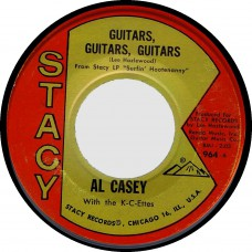 Stacy 964 AL CASEY With The K-C-ETTES Guitars, Guitars, Guitars USA 1963 45  (Hazlewood)
