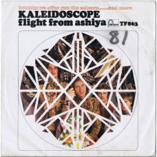 KALEIDOSCOPE Flight From Ashiya / Holidaymaker (Fontana TF 863) UK 1967 PS 45