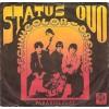 STATUS QUO Technicolor - Dreams / Paradise Flat (Pye 7 N 17650) Holland 1968 PS 45