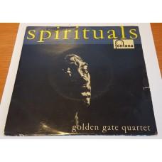 GOLDEN GATE QUARTET Spirituals EP (Fontana – 462 047 TE) Germany PS EP