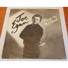 JOE EGAN Back On The Road / My Mama Told Me (Ariola 100 599) Holland 1979 PS 45