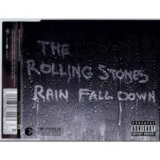 ROLLING STONES Rain Fall Down (Virgin 88092-3) UK 2005 Maxi CD