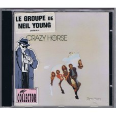CRAZY HORSE At Crooked Lake (Epic 478118-2) France 1972 CD