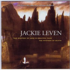 JACKIE LEVEN The Mystery Of Love Is Greater Than The Mystery Of Death (Cooking Vinyl 064) UK 1994 CD