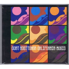CURT BOETTCHER California Music (Poptones MC5037CD) UK CD