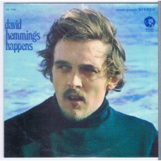 DAVID HEMMINGS Happens (Unofficial CD) From fans for fans 1967 CD-R