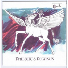 PHILWIT & PEGASUS Same (Chapter One CHS 805) UK handmade CD-R (Made by Mark Wirtz)