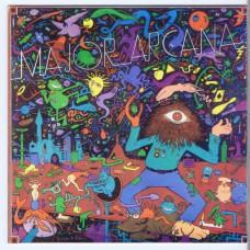 MAJOR ARCANA Major Arcana (A Major Label 1001) USA 1975 CD-R
