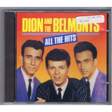 DION AND THE BELMONTS All The Hits (CéDé 66075) EU 1998 CD