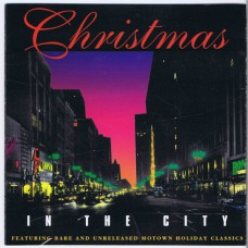 Various CHRISTMAS IN THE CITY (Motown 737463632621) Germany 1993 CD