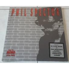 PHIL SPECTOR Back To Mono (1958-1969) (ABKCO 7118-2) USA 1991 4CD Box-Set + book