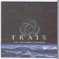 TRAIN My Private Nation (Columbia ‎CK 86593) USA 2003 CD