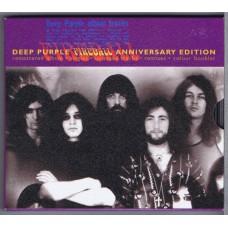 DEEP PURPLE Fireball (EU CDDEEPP 2) EU 1996 25th Anniversary Edition CD