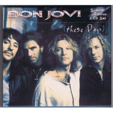 BON JOVI These Days - Special Edition (Mercury 532 644-2) EU 1996 limited 2CD-set