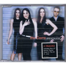 CORRS Breathless +2 (143 075678469220) UK 2000 CD single