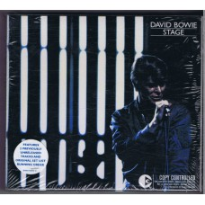 DAVID BOWIE Stage (EMI 724386353221) EU 1978 2CDs