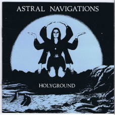 ASTRAL NAVIGATIONS Holyground (Background HBG 122/1) UK 1971 CD