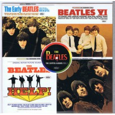BEATLES The Capitol Album Vol.2 Sampler (Apple / Capitol 094636354927) USA 2006 promo only compilation CD mono/stereo