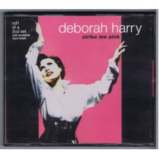 DEBORAH HARRY Strike Me Pink (Chrysalis CDCHSS 5000 / 724388083324) UK 1993 CD1 of A 2CD-set