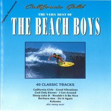 BEACH BOYS California Gold / The Very Best Of (Capitol 077779654925) Holland 1990 compilation 2CD-set