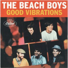 BEACH BOYS Good Vibrations (Capitol 094636617022) EU 2006 maxi-CD (5 versions)