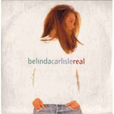 BELINDA CARLISLE Real (Virgin CDVDX 2725) UK 1993 promo CD (card Sleeve)