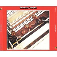 BEATLES 1962-1966 (Apple Records – CDS 7 97036 2 / 077779703623) EU 1993 2CD-set