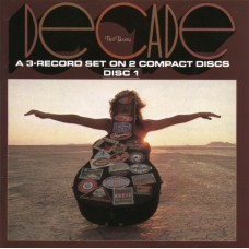 NEIL YOUNG Decade (reprise 264037) Germany 1988 issue of 1976 recording 2CD-set