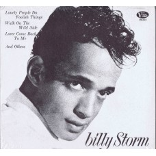 BILLY STORM Billy Storm (Buena Vista Records ‎BV 3315) USA 1963 LP