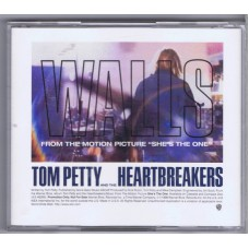 TOM PETTY AND THE HEARTBREAKERS Walls / Walls (No.3) (Warner Bros PRO-CD-8285) USA 1996 Promo CD-single