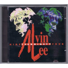 ALVIN LEE Nineteenninetyfour (Magnum Music Groep CDTV 150)  UK 1993 CD