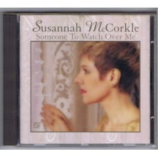 SUSANNAH MCCORKLE Someone To Watch Over Me (The Songs Of George Gershwin) (Concord CCD 4798-2) USA 1998 CD