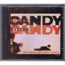 JESUS AND MARY CHAIN Psycho Candy (Blanco Y Negro ‎2292-42000-2) UK 1985 CD