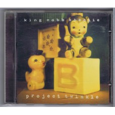 KING COBB STEELIE Project Twinkle (EMI Music Canada ‎724383095926) Holland 1994 CD
