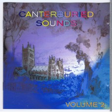 Various CANTERBURIED SOUNDS Vol.2 ( Voiceprint VP202CD | 604388301225) UK 1998 CD