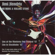 JIMI HENDRIX No More A Rolling Stone (Purple Haze Records HAZE004 / 835810003312) UK 2004 2CD-set